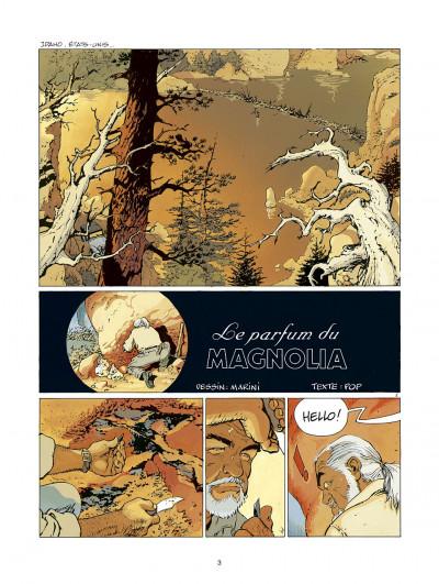 Page 2 Olivier Varèse tome 4 - le parfum du magnolia