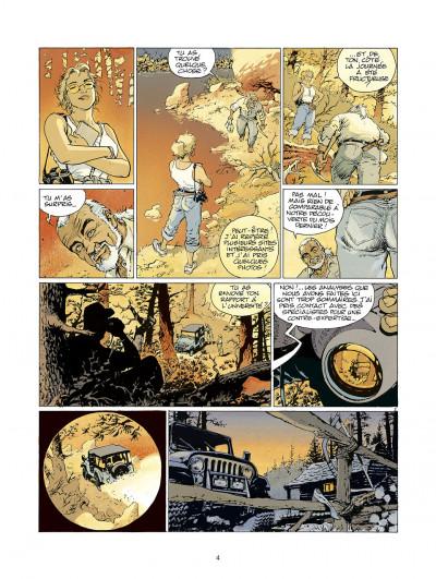Page 3 Olivier Varèse tome 4 - le parfum du magnolia