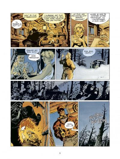 Page 4 Olivier Varèse tome 4 - le parfum du magnolia