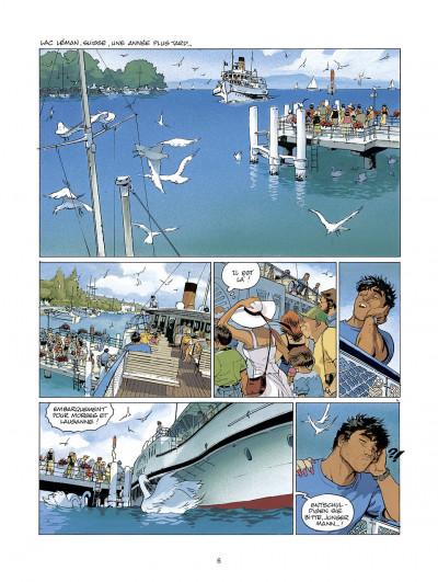 Page 5 Olivier Varèse tome 4 - le parfum du magnolia