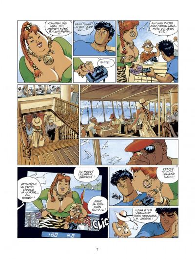 Page 6 Olivier Varèse tome 4 - le parfum du magnolia