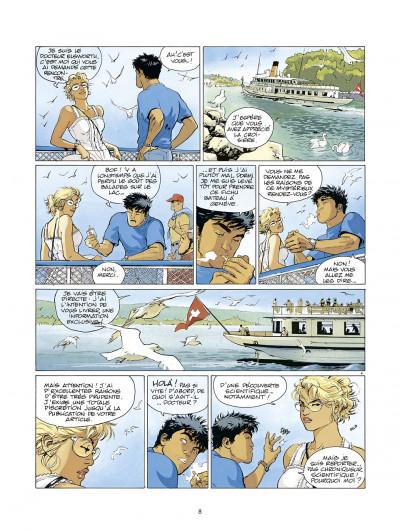 Page 7 Olivier Varèse tome 4 - le parfum du magnolia