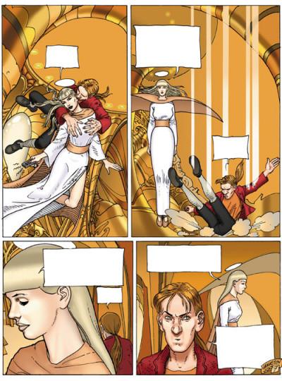 Page 1 Avant l'incal tome 3