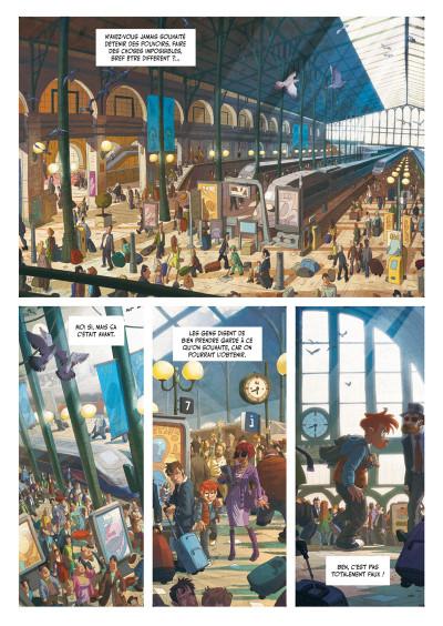 Page 1 Les mondes cachés tome 1