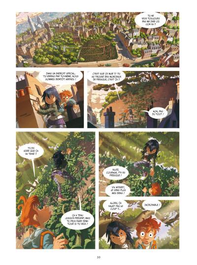 Page 0 Les mondes cachés tome 1
