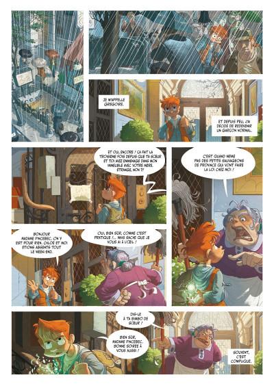 Page 2 Les mondes cachés tome 1
