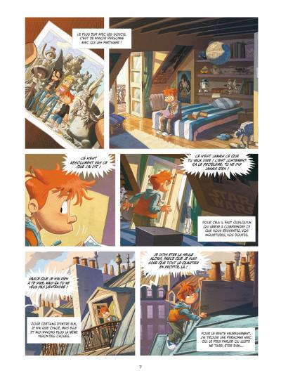 Page 7 Les mondes cachés tome 1