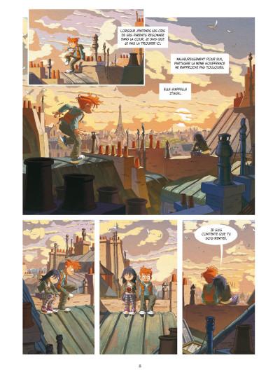 Page 8 Les mondes cachés tome 1
