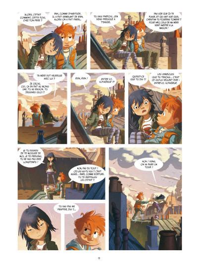 Page 9 Les mondes cachés tome 1