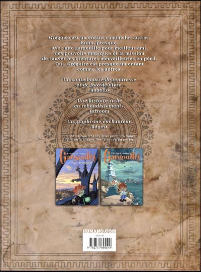 Dos Gargouilles - coffret de noël tomes 1 et 2 (+ 2 posters )