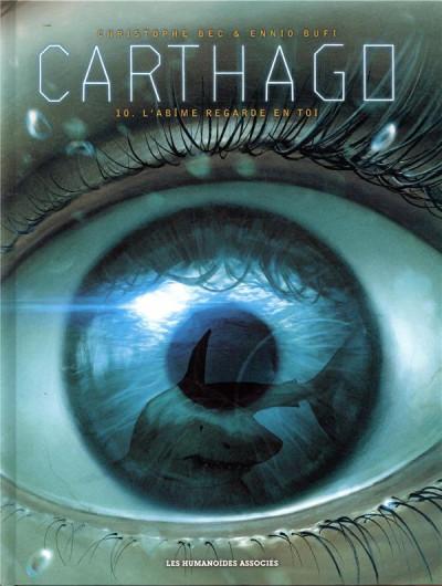 Couverture Carthago tome 10
