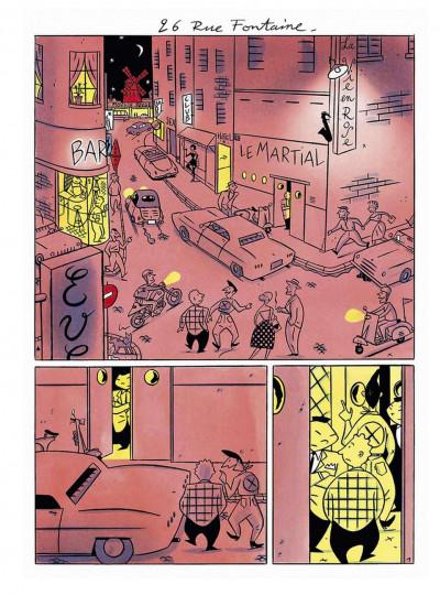 Page 1 soirs de Paris ; édition de luxe et limitée