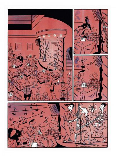 Page 2 soirs de Paris ; édition de luxe et limitée