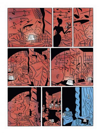 Page 3 soirs de Paris ; édition de luxe et limitée