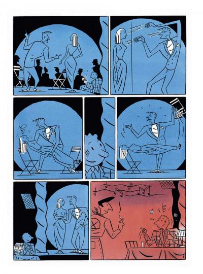 Page 4 soirs de Paris ; édition de luxe et limitée
