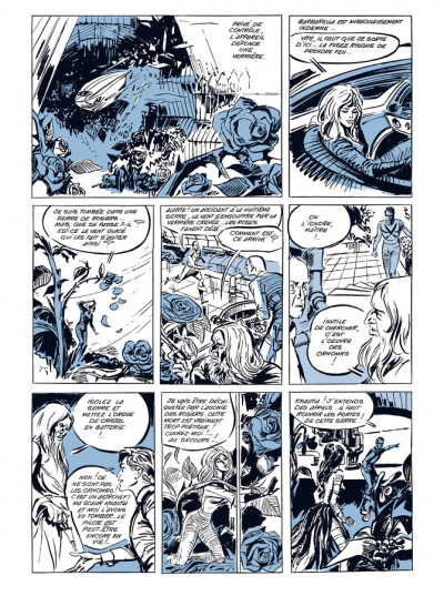 Page 2 Barbarella - édition luxe