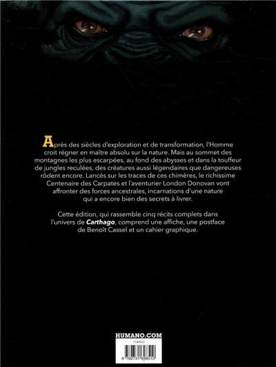 Dos Carthago adventures - intégrale sous coffret