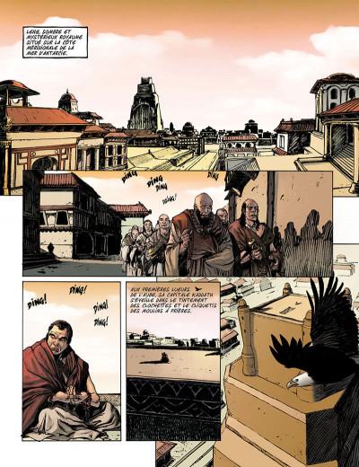 Page 2 Jaemon tome 2 - Au-delà des terres sombres