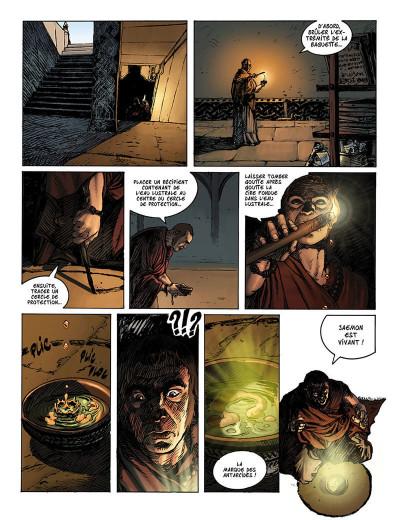 Page 3 Jaemon tome 2 - Au-delà des terres sombres