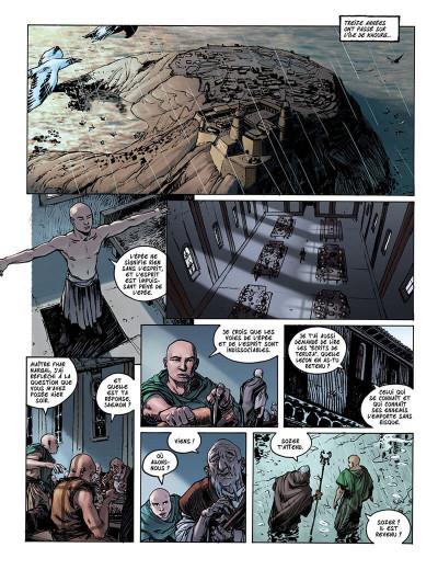 Page 4 Jaemon tome 2 - Au-delà des terres sombres