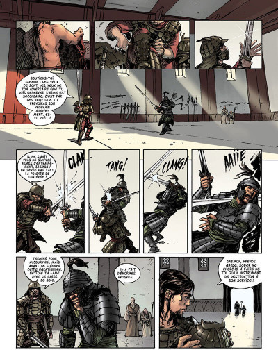 Page 7 Jaemon tome 2 - Au-delà des terres sombres
