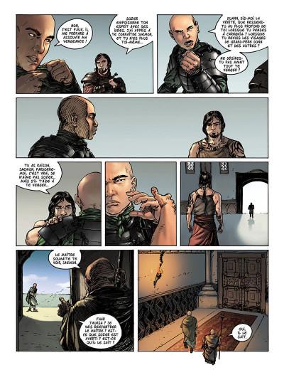 Page 8 Jaemon tome 2 - Au-delà des terres sombres