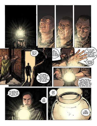 Page 9 Jaemon tome 2 - Au-delà des terres sombres