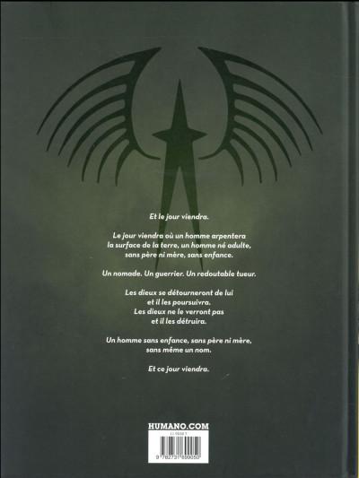 Dos Redhand - Le Crépuscule des dieux - Intégrale tome 1 à tome 3