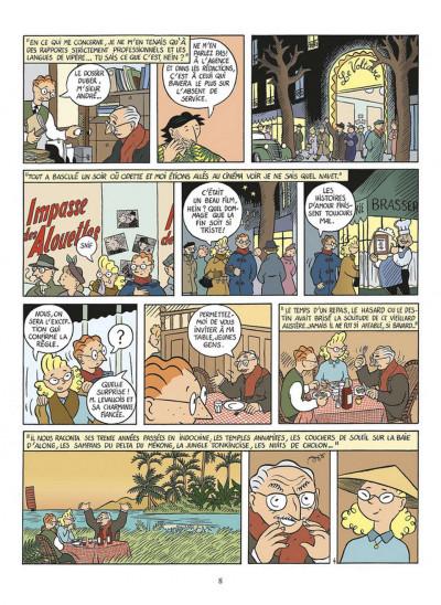 Page 4 la vie de Victor Levallois ; intégrale