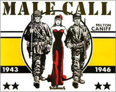 Couverture male call ; 1943-1946