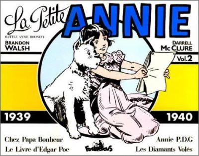 image de la petite annie tome 2 - 1939-1940