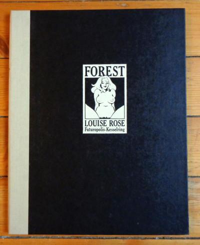 Couverture Louise rose - portfolio