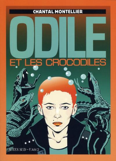 image de odile et les crocodiles