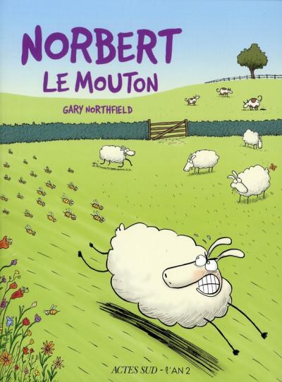 Couverture norbert le mouton