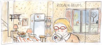 Page 4 rosalie blum tome 3 - au hasard balthazar !