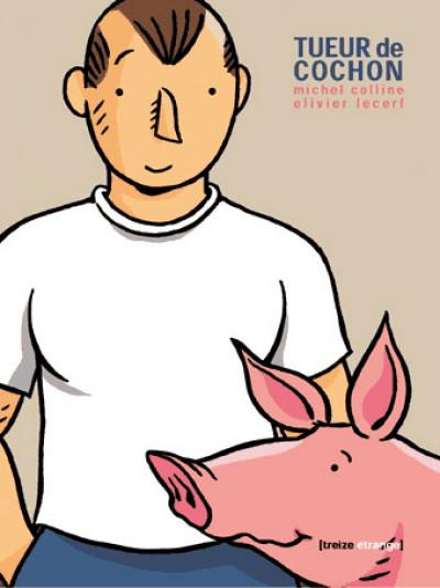 Couverture tueur de cochon