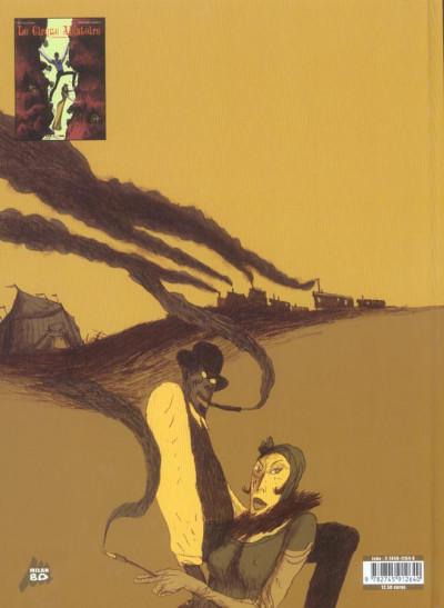 Dos Le cirque aléatoire tome 1 - private jauques