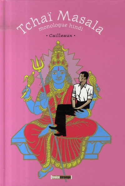 image de tchaï massala ; monologue hindi