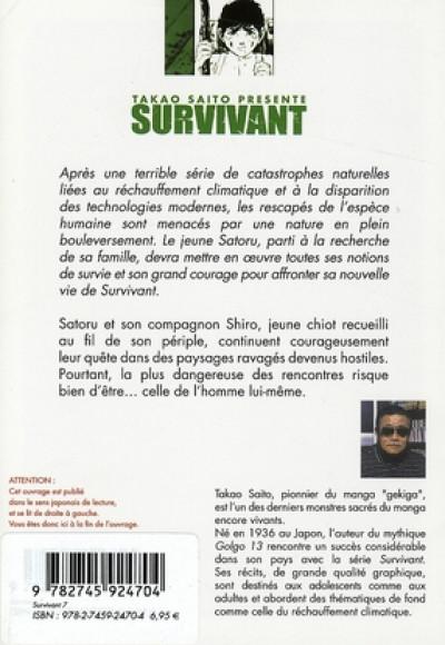 Dos survivant tome 7