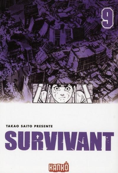 Couverture survivant tome 9