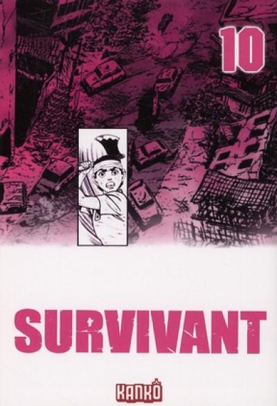 Couverture Survivant tome 10