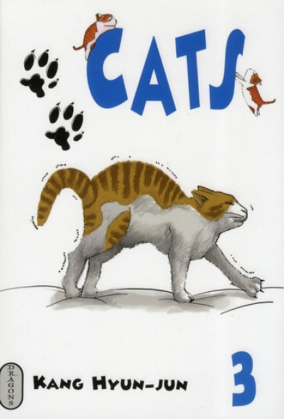 Couverture cats tome 3