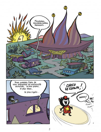 Page 1 Zigo tome 1 - Baraka la Cata