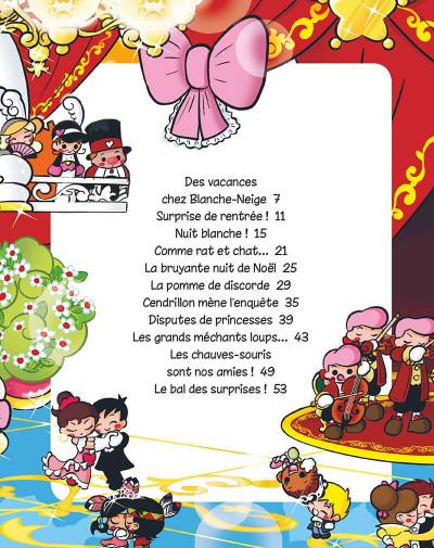 Page 5 L'école Crinoline tome 3 - le secret de Draculette