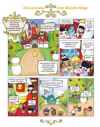 Page 7 L'école Crinoline tome 3 - le secret de Draculette