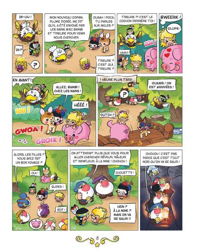 Page 8 L'école Crinoline tome 3 - le secret de Draculette