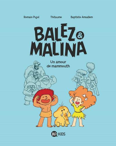 Couverture Balez et Malina tome 1