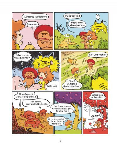 Page 9 Balez et Malina tome 1