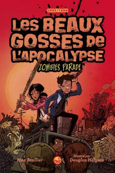 Couverture Les beaux gosses de l'apocalypse tome 2