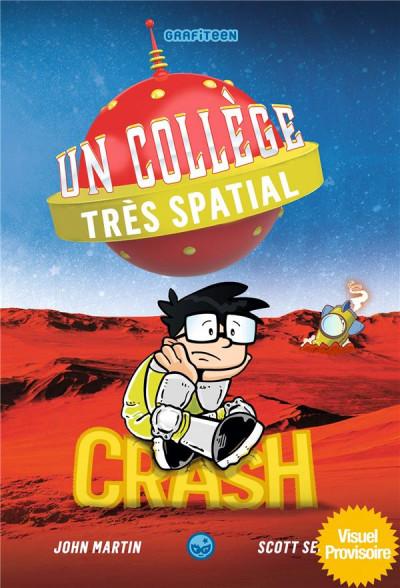 Couverture Un collège très spatial tome 2